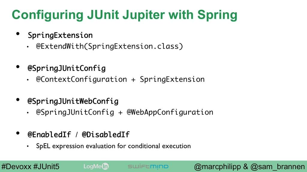 @marcphilipp & @sam_brannen #Devoxx #JUnit5 Con...