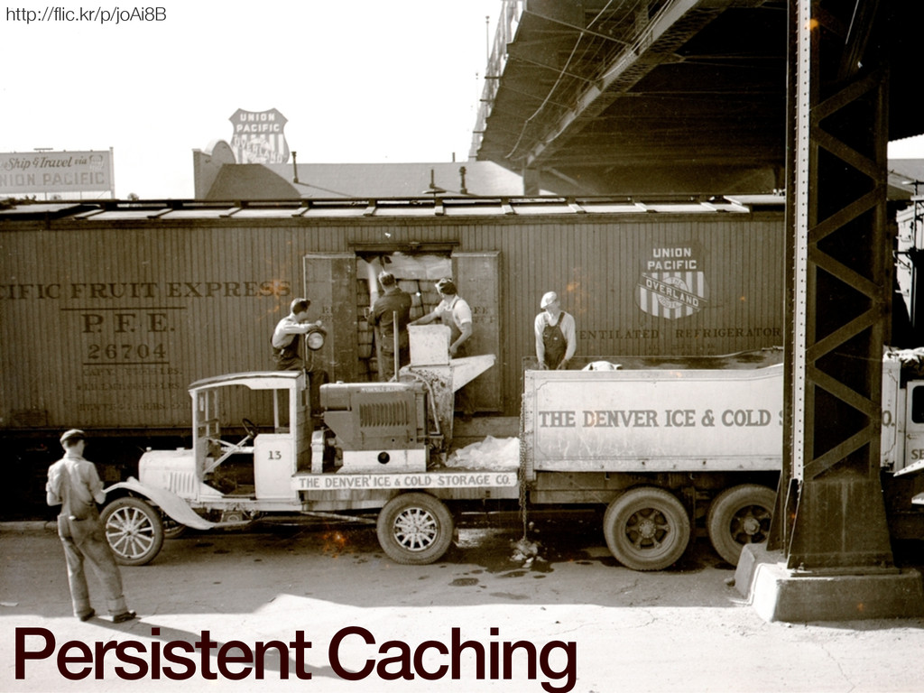 Persistent Caching http://flic.kr/p/joAi8B