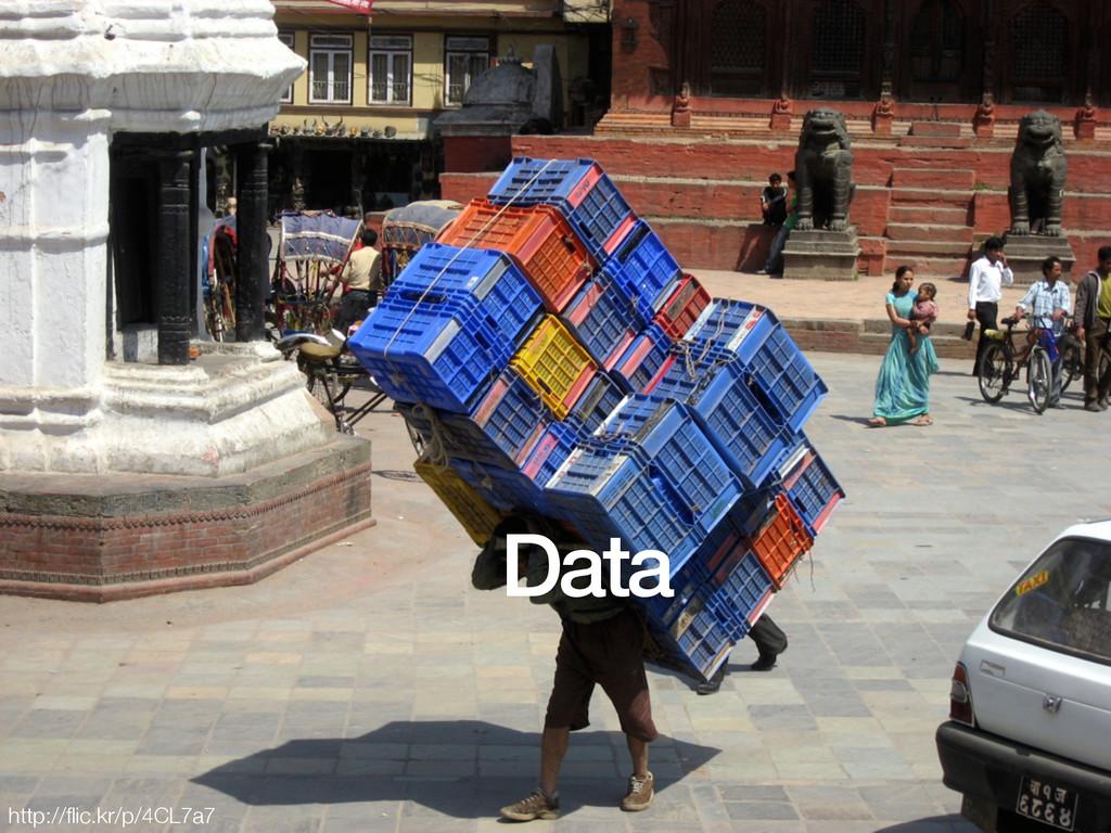 Data http://flic.kr/p/4CL7a7