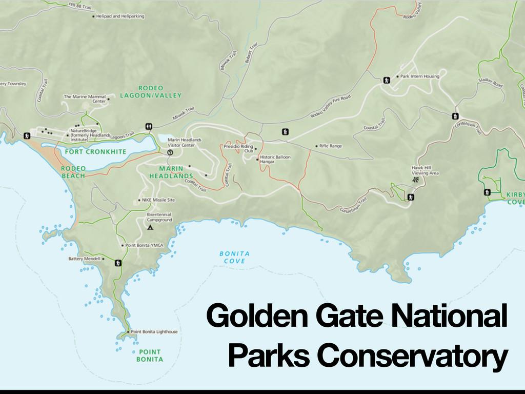 Golden Gate National Parks Conservatory