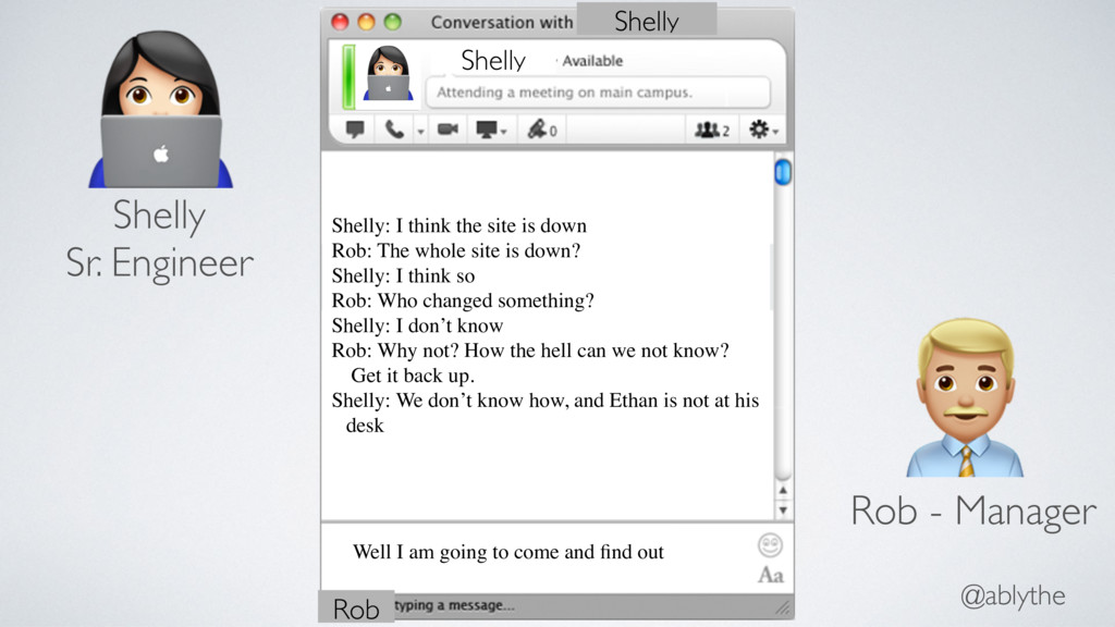 @ablythe $ Shelly Shelly Shelly: I think the si...