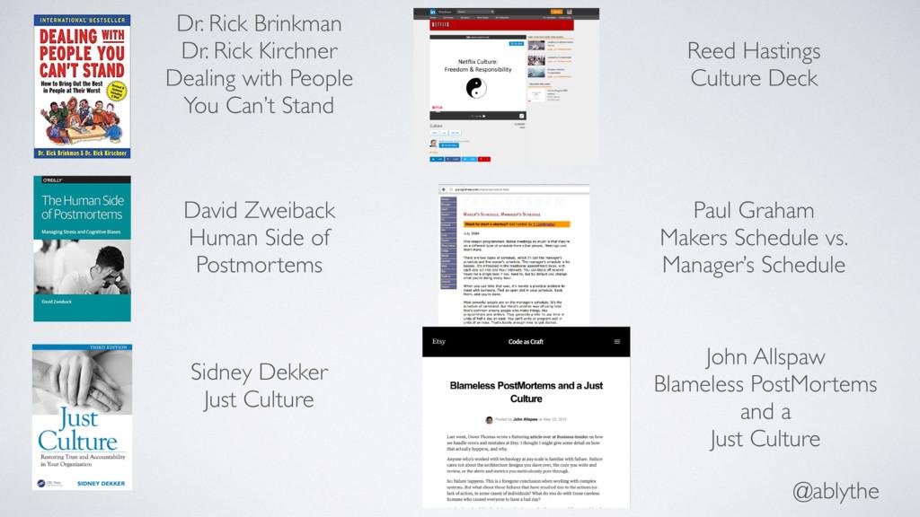 @ablythe Reed Hastings Culture Deck Paul Graham...