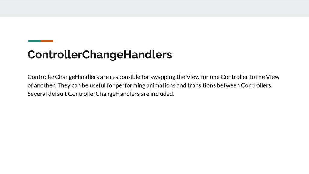 ControllerChangeHandlers ControllerChangeHandle...