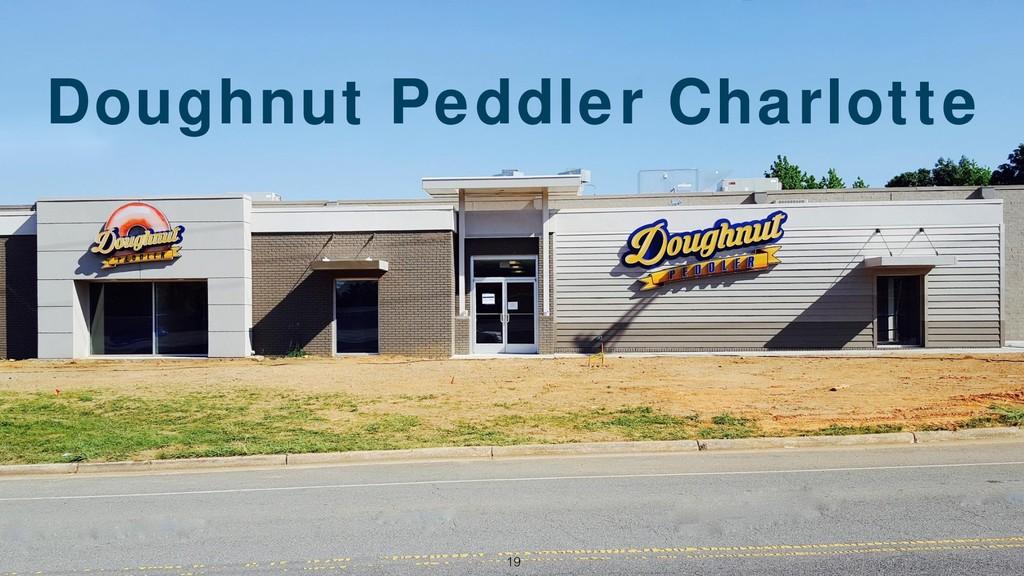 Doughnut Peddler Charlotte 19