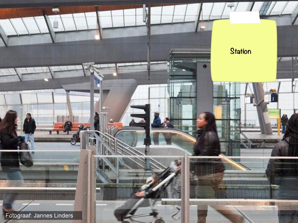 Station Fotograaf: Jannes Linders