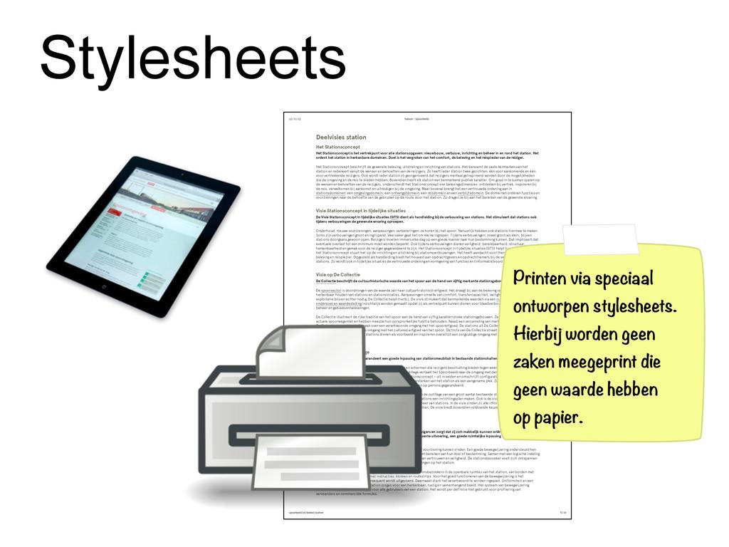 Stylesheets 12/11/12 Station | Spoorbeeld 5/10 ...