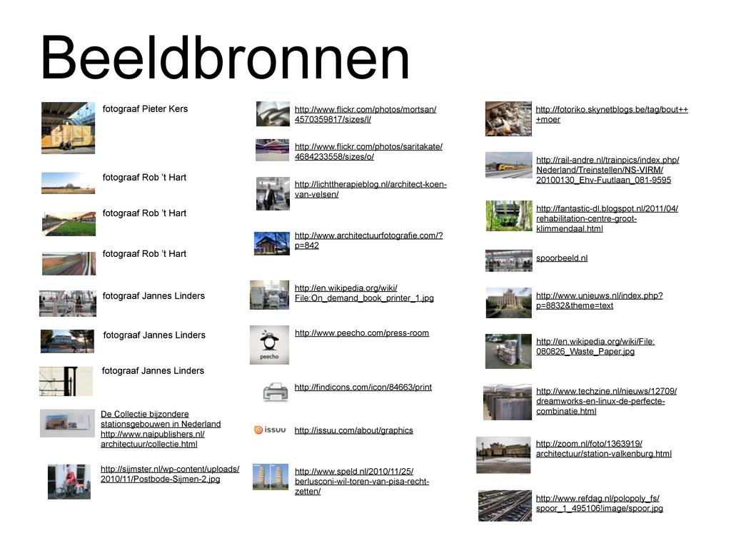 Beeldbronnen http://www.speld.nl/2010/11/25/ be...