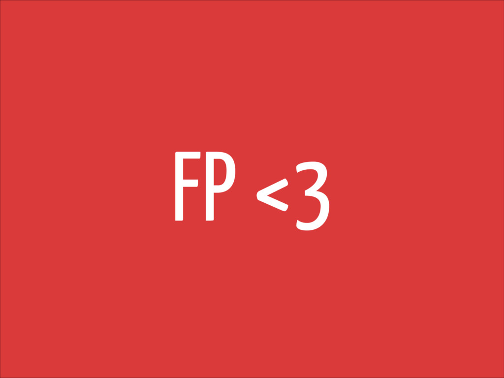 FP <3