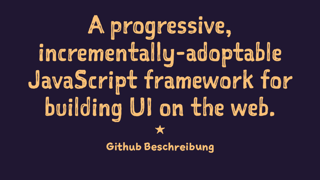 A progressive, incrementally-adoptable JavaScri...