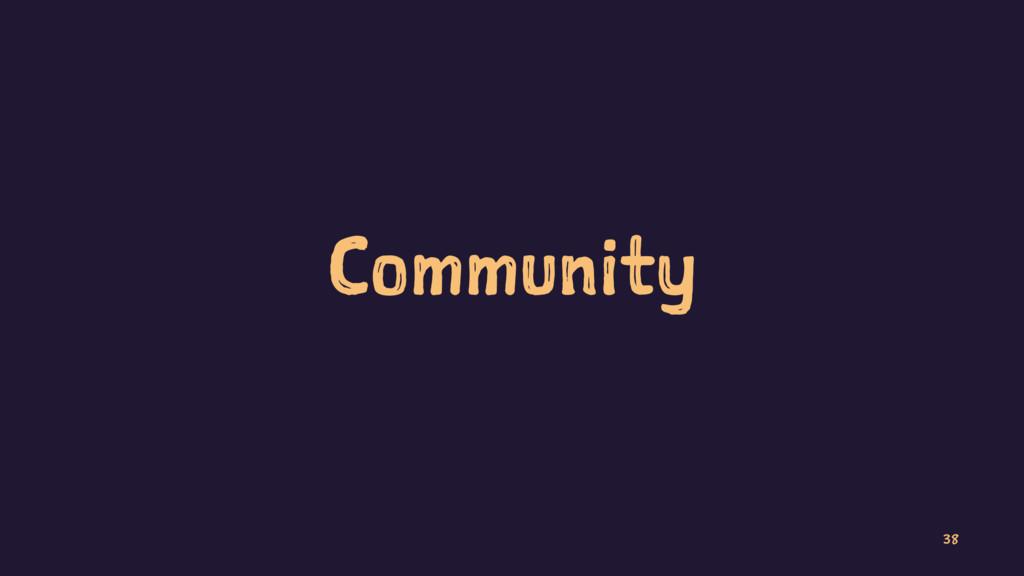Community 38