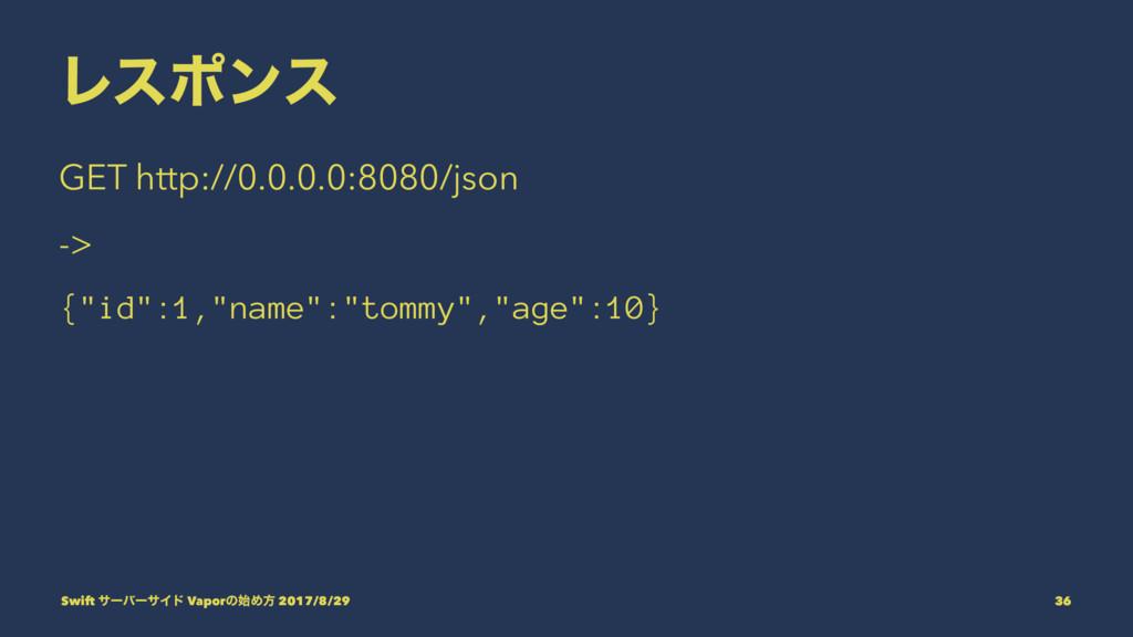 "Ϩεϙϯε GET http://0.0.0.0:8080/json -> {""id"":1,""..."