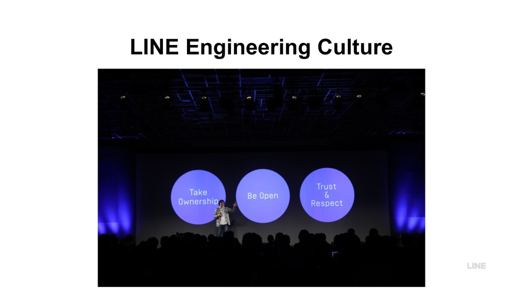 LINE Engineering Culture