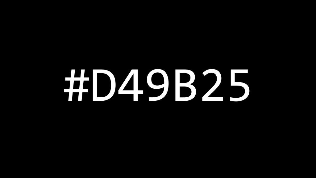 #D49B25