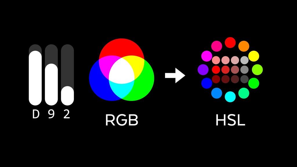 RGB HSL D 9 2