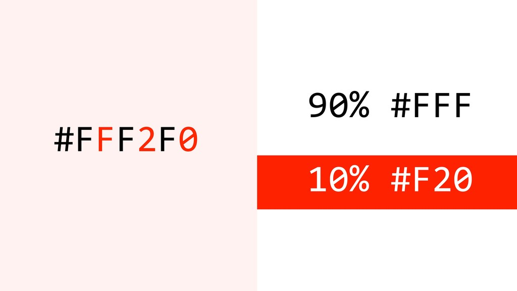 #FFF2F0 90% #FFF 10% #F20
