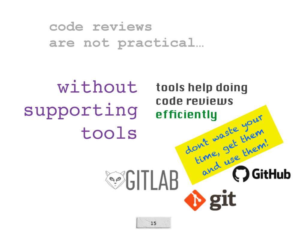 15 without supporting tools tools help doing co...