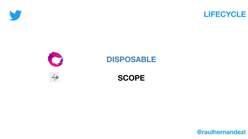 LIFECYCLE DISPOSABLE SCOPE @raulhernandezl