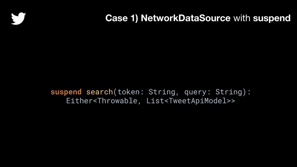 suspend search(token: String, query: String): E...