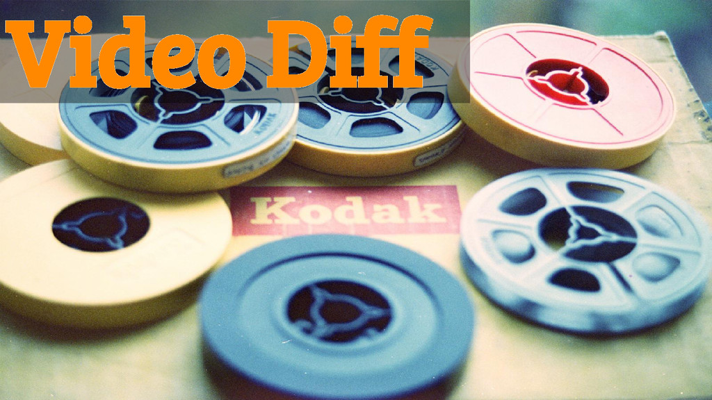 Video Diff