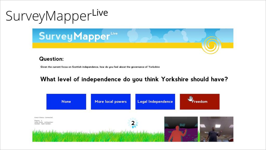 SurveyMapperLive