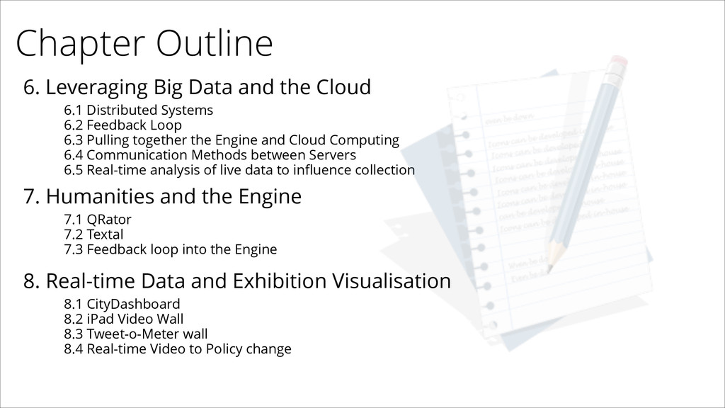 Chapter Outline 6. Leveraging Big Data and the ...