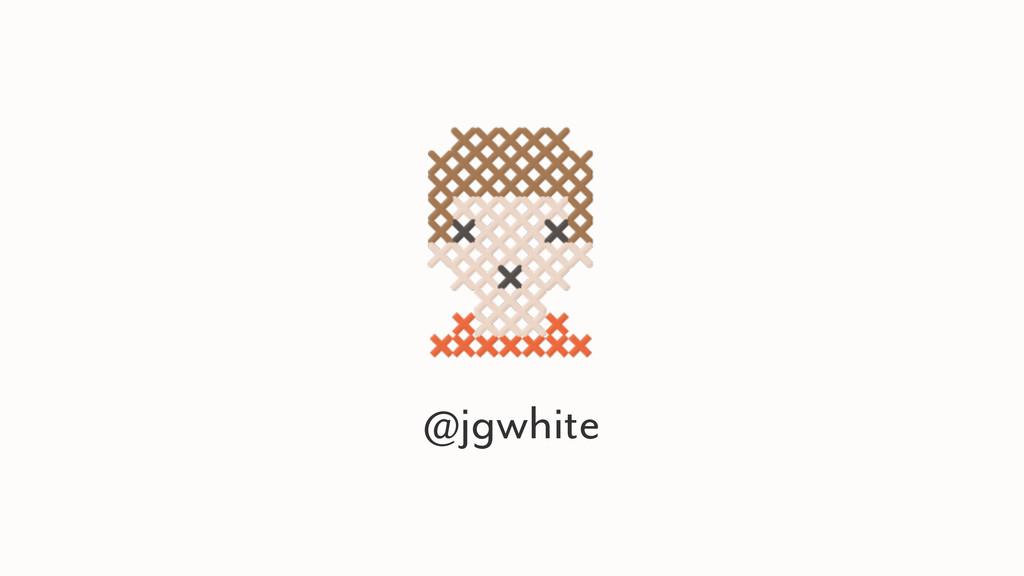 @jgwhite