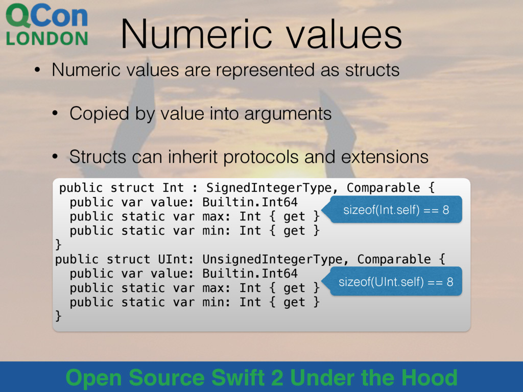 @alblue Open Source Swift 2 Under the Hood Nume...