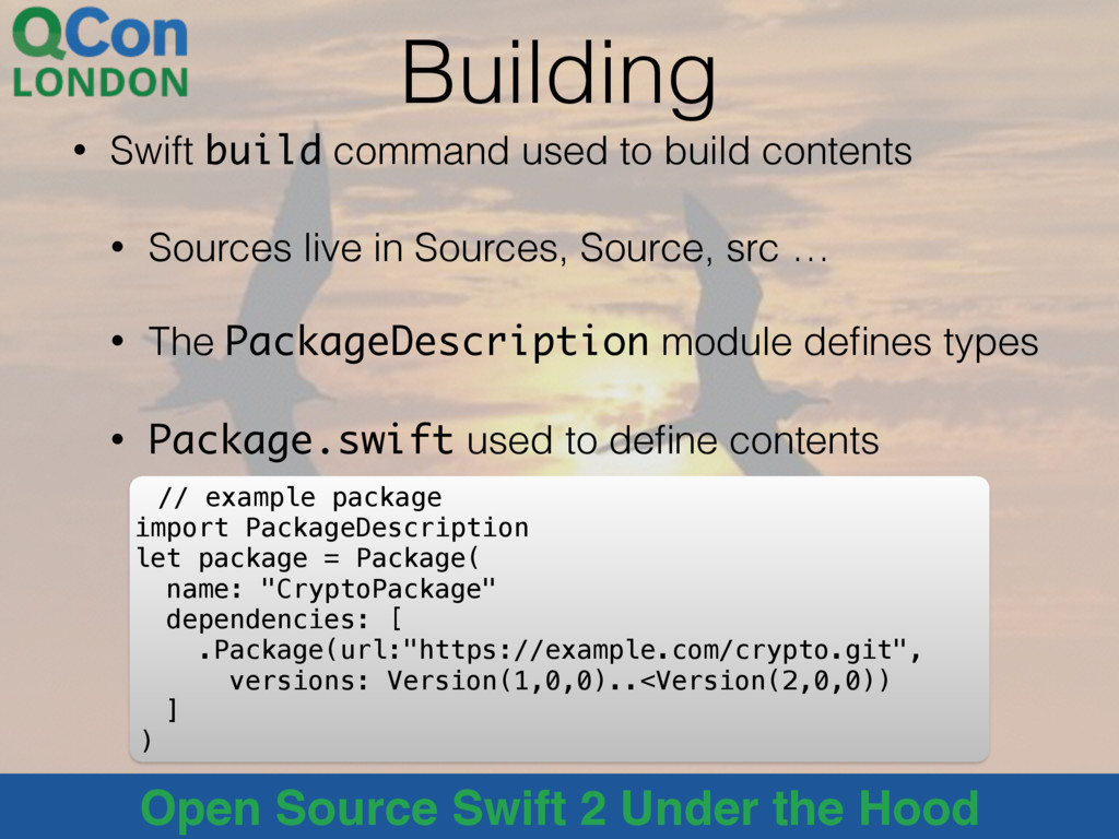 @alblue Open Source Swift 2 Under the Hood Buil...