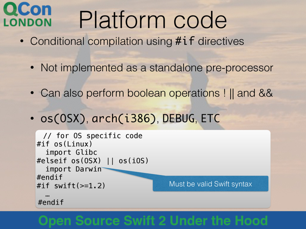 @alblue Open Source Swift 2 Under the Hood Plat...