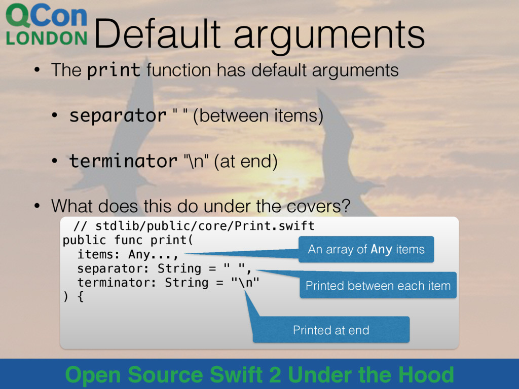@alblue Open Source Swift 2 Under the Hood Defa...
