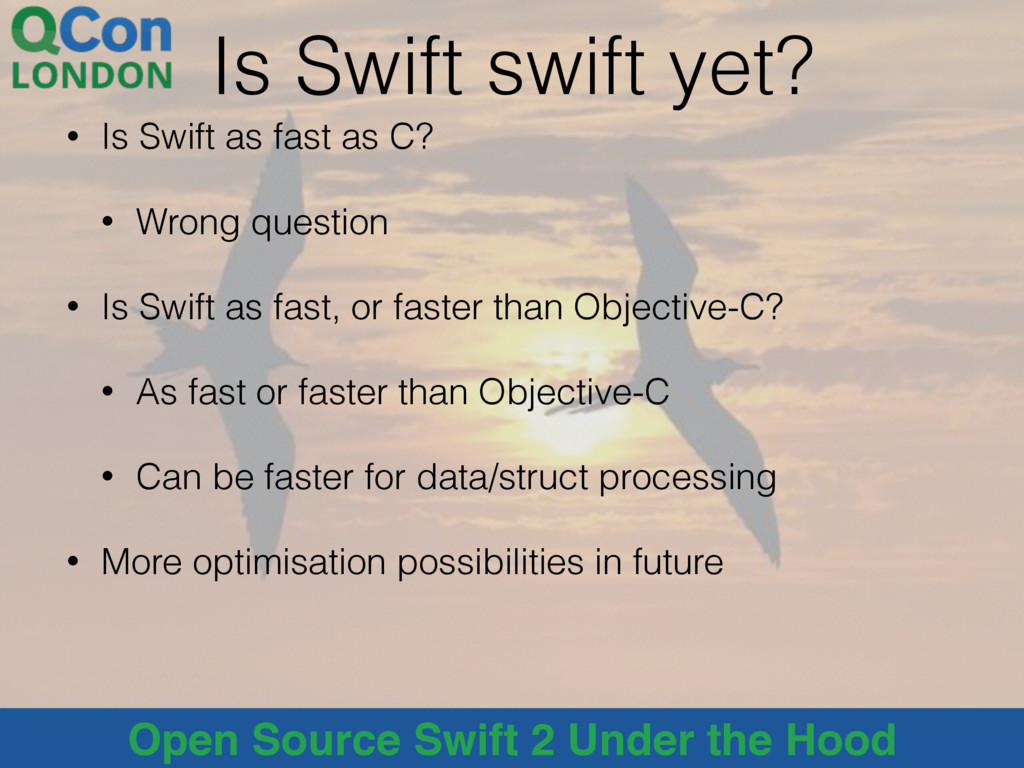 @alblue Open Source Swift 2 Under the Hood Is S...