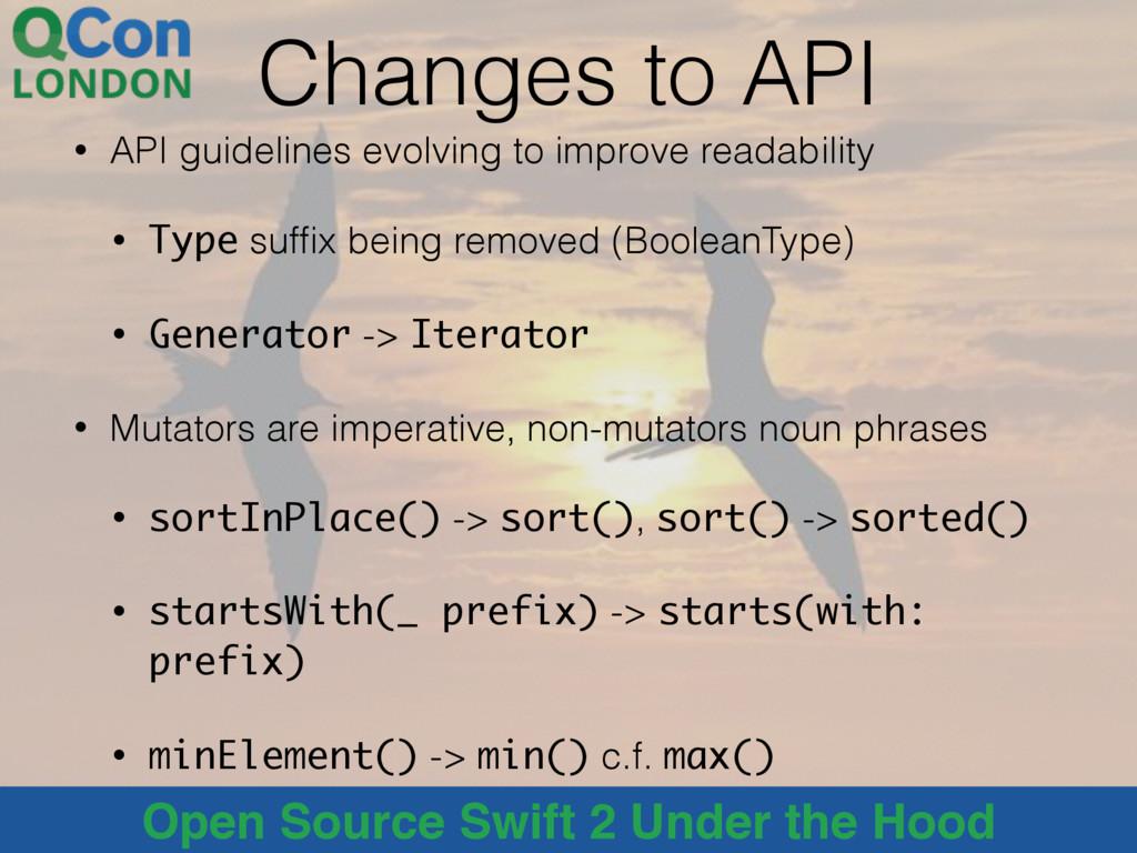 @alblue Open Source Swift 2 Under the Hood Chan...