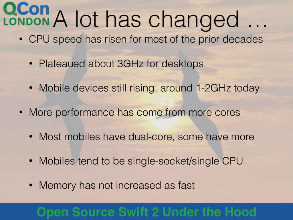 @alblue Open Source Swift 2 Under the Hood A lo...