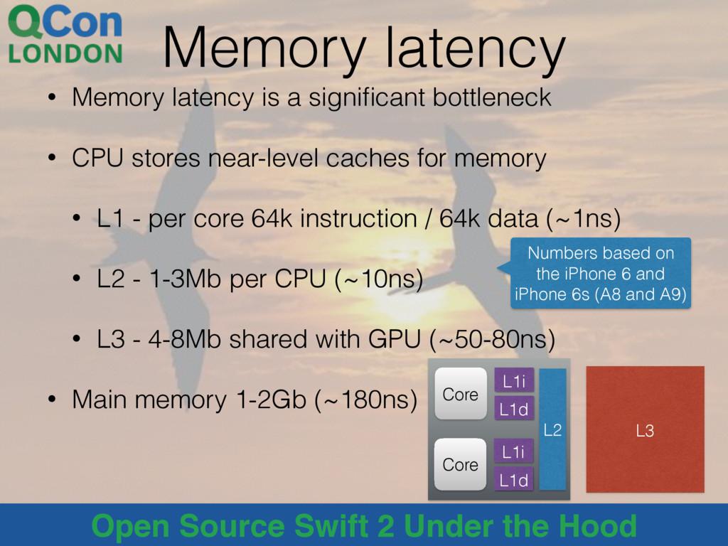 @alblue Open Source Swift 2 Under the Hood Memo...