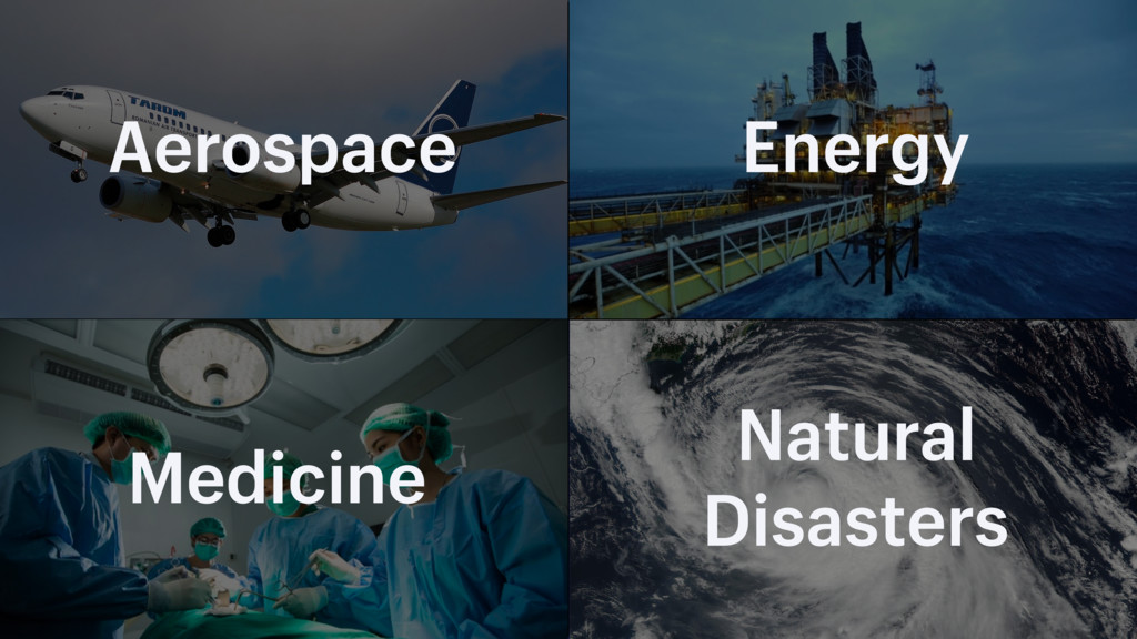 Aerospace Energy Medicine Natural Disasters