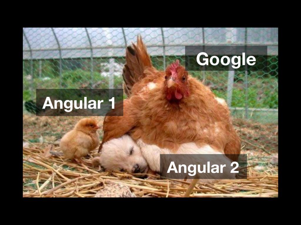 Angular 2 Google Angular 1