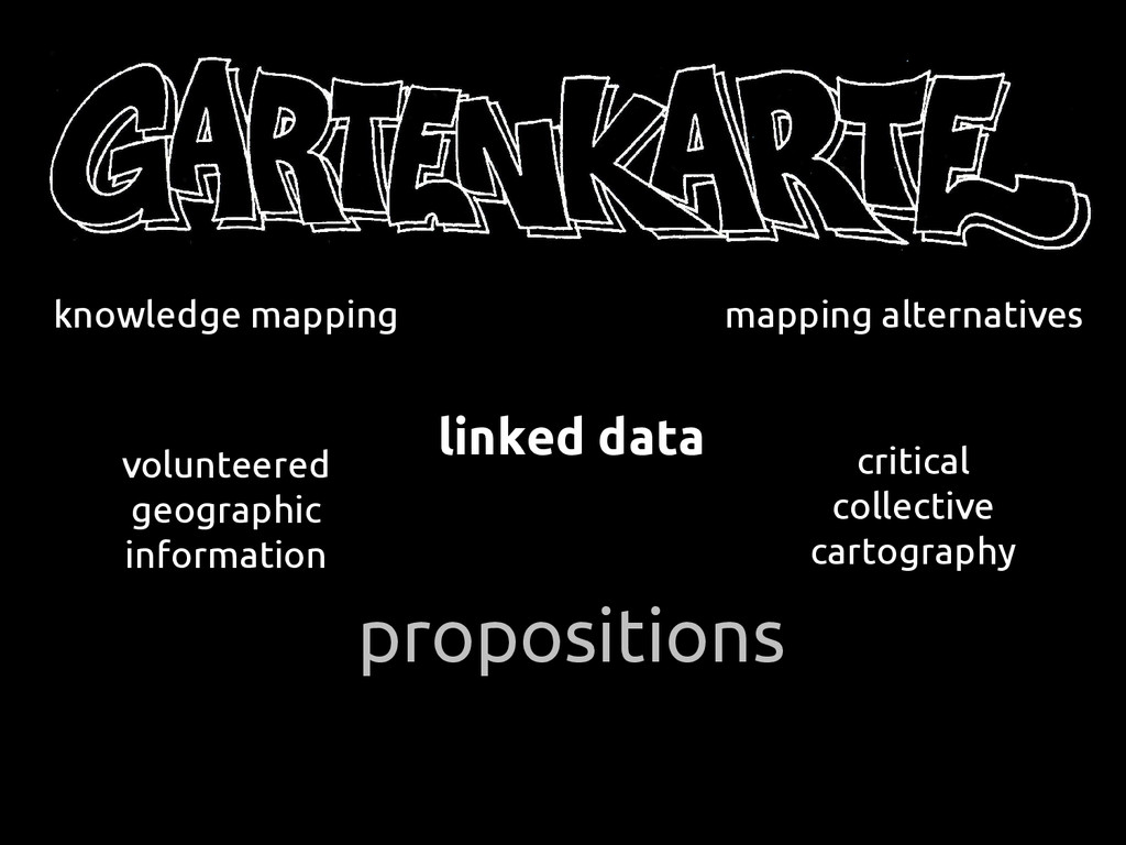 propositions knowledge mapping linked data mapp...