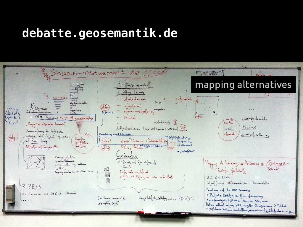 mapping alternatives debatte.geosemantik.de