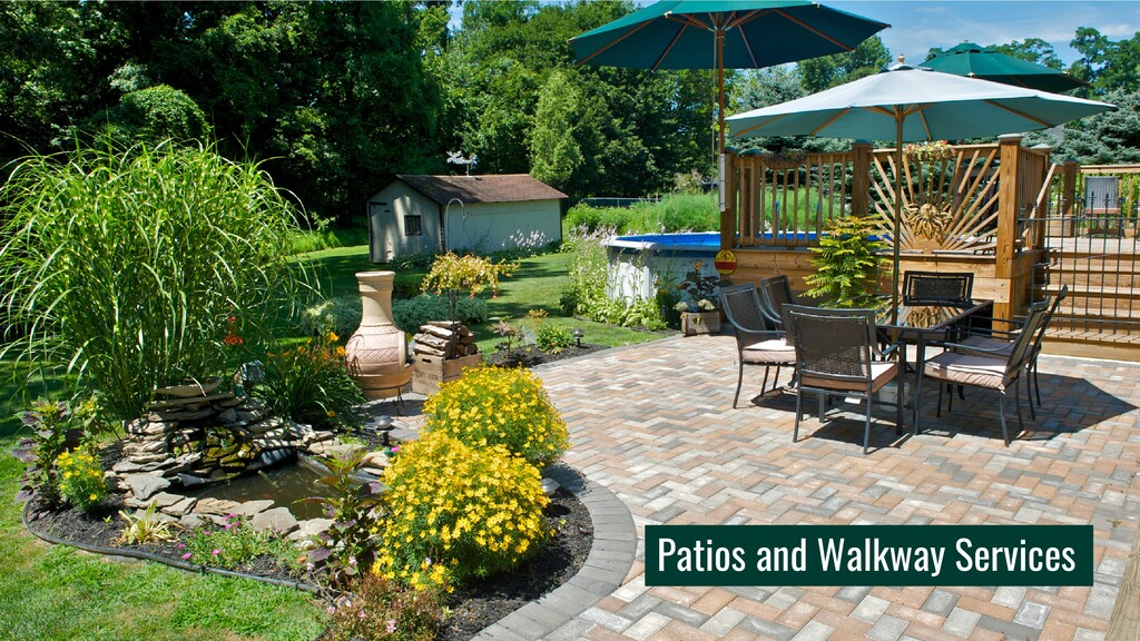 Patios and Walkway Services