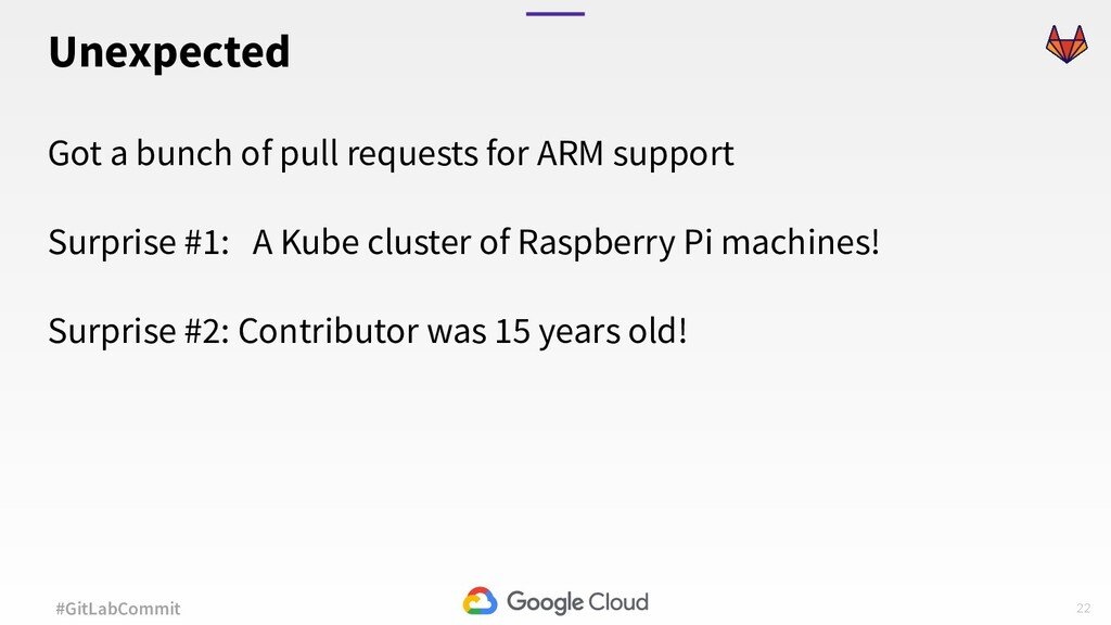 22 #GitLabCommit Got a bunch of pull requests f...
