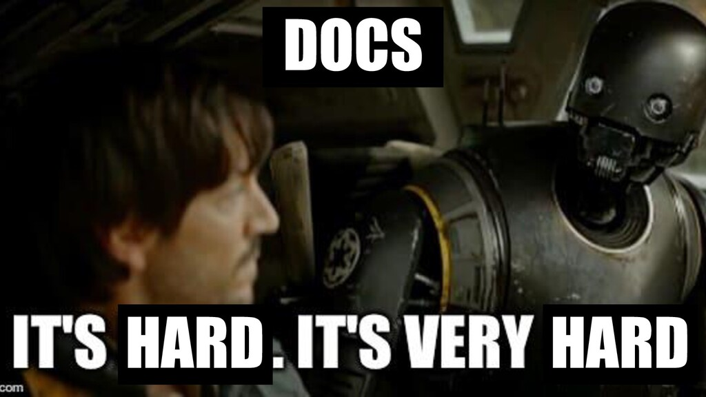 27 #GitLabCommit HARD HARD DOCS