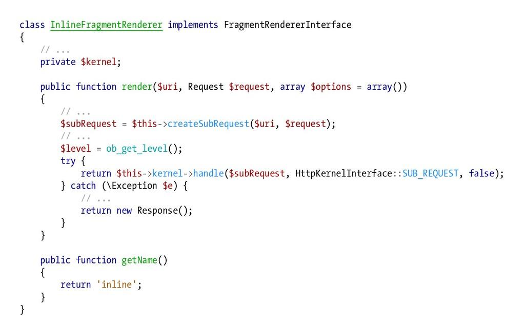 class InlineFragmentRenderer implements Fragmen...