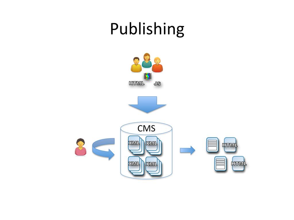 VB JS HTML CMS  XML XML XML XML Publishing...