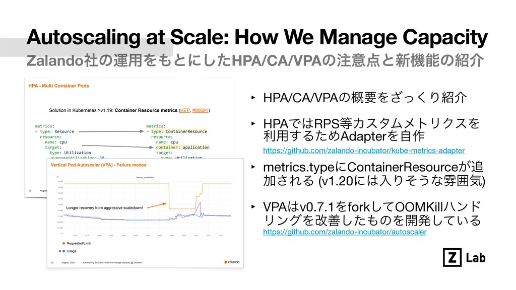 Autoscaling at Scale: How We Manage Capacity Za...