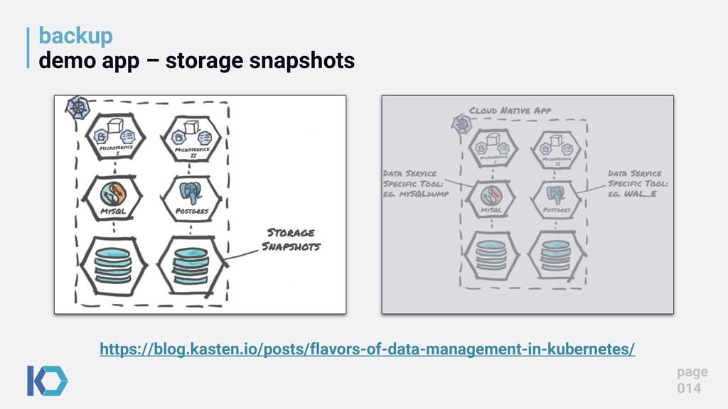 backup demo app – storage snapshots page 014 ht...
