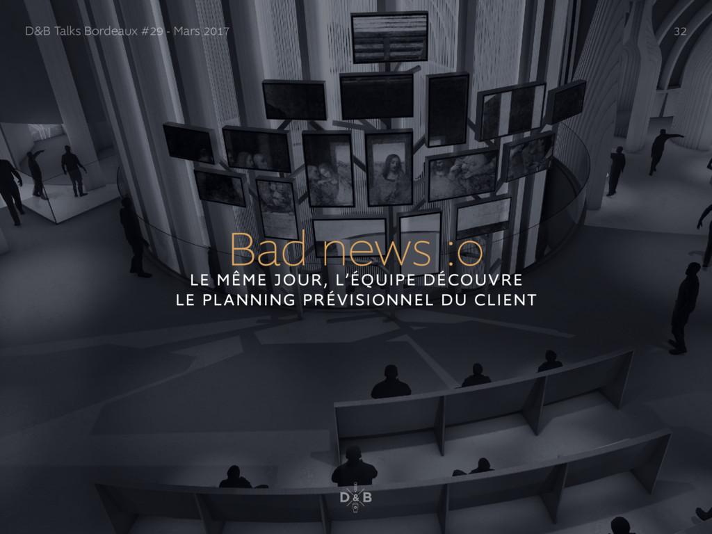 Bad news :o LE MÊME JOUR, L'ÉQUIPE DÉCOUVRE LE ...