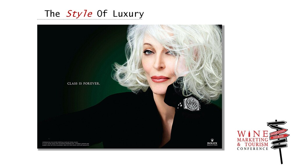 The Style Of Luxury