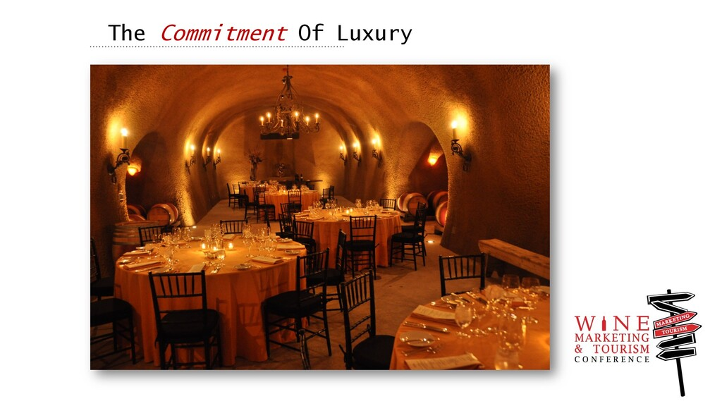 The Commitment Of Luxury