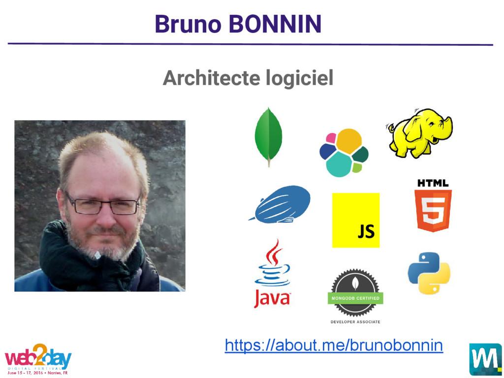 Bruno BONNIN Architecte logiciel https://about....