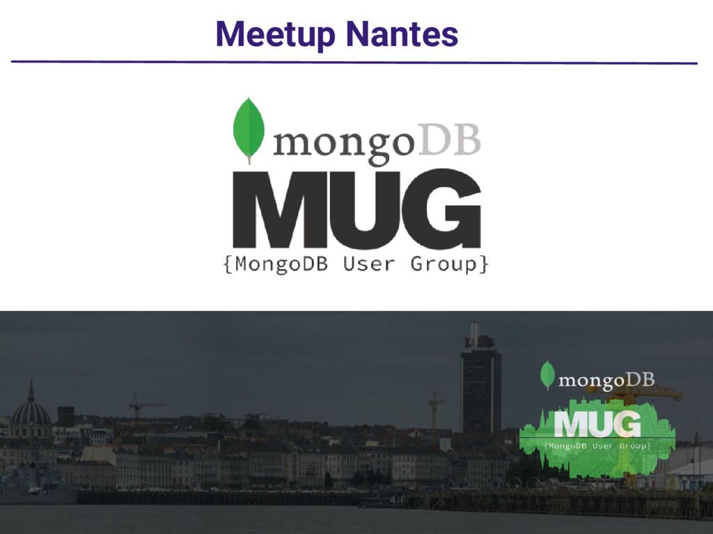 Meetup Nantes